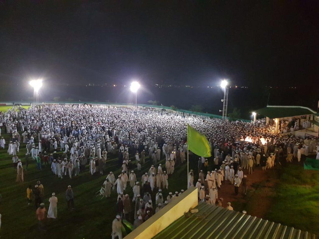 Funeral of Mawlana Abdullah Kapodrawi